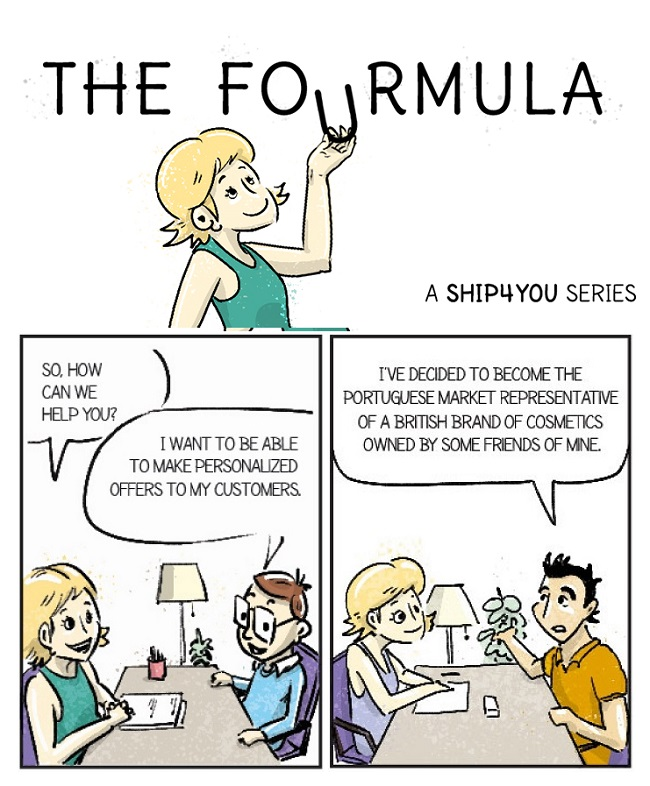 The Fourmula: throughout 2018, we have shown you two types