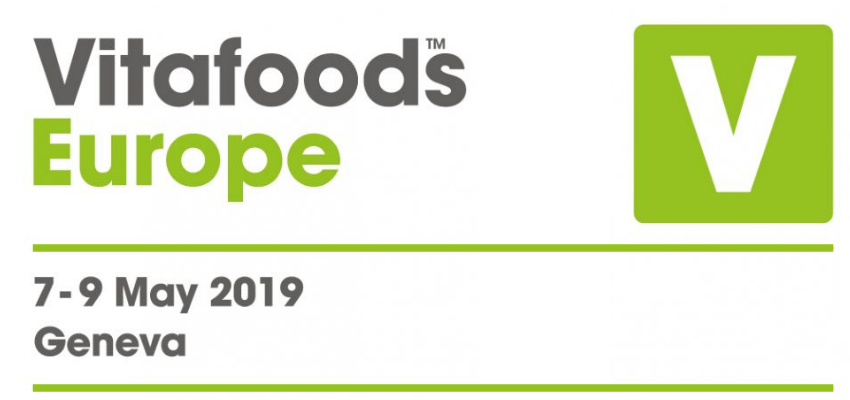 VitaFoods Europe - 7th to 9th May, Switzerland.