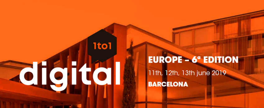 Digital 1 to 1 Europe – 11 - 13 June, Barcelona