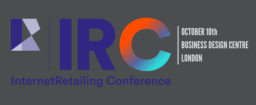 Internet Retailing Conference 2019 – October 10