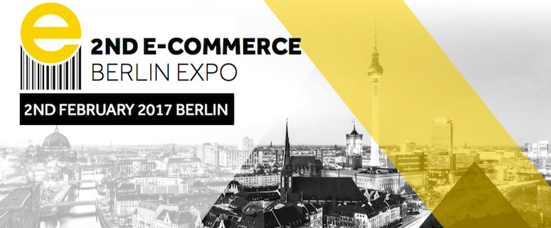 E-commerce Berlin Expo - February 2, Berlin, Germany.