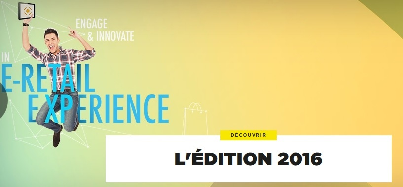 E-Commerce Paris – September, 12 and 14, in Paris.