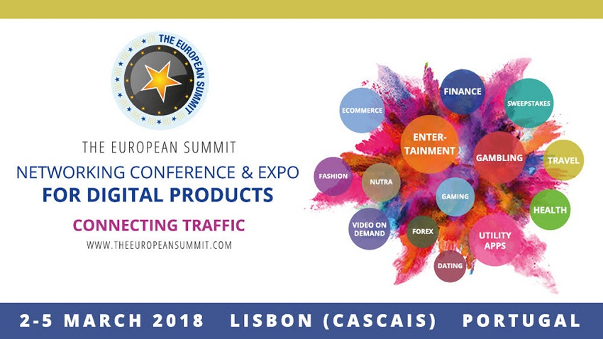 The European Summit – 2nd and 5th March, Cascais.