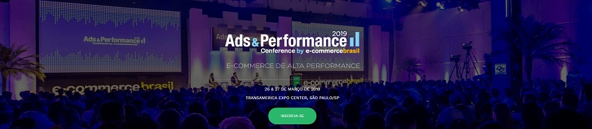 E-Commerce Brazil Conference – 26th and 27th March, São Paulo.
