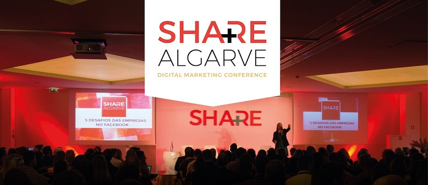SHARE Algarve – 2nd and 3rd February, Vilamoura.