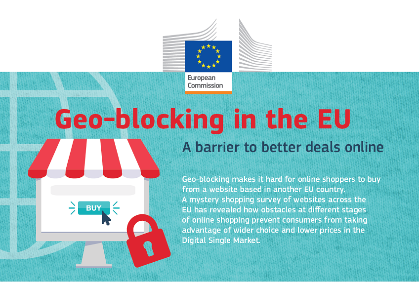 New geoblocking and VAT rules reduce obstacles to adopting e-commerce in the EU.